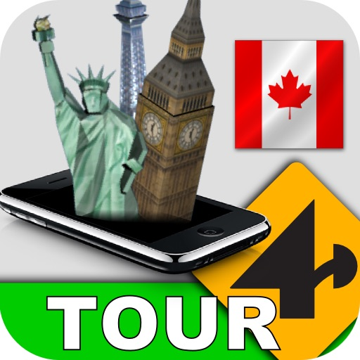 Tour4D Ontario icon