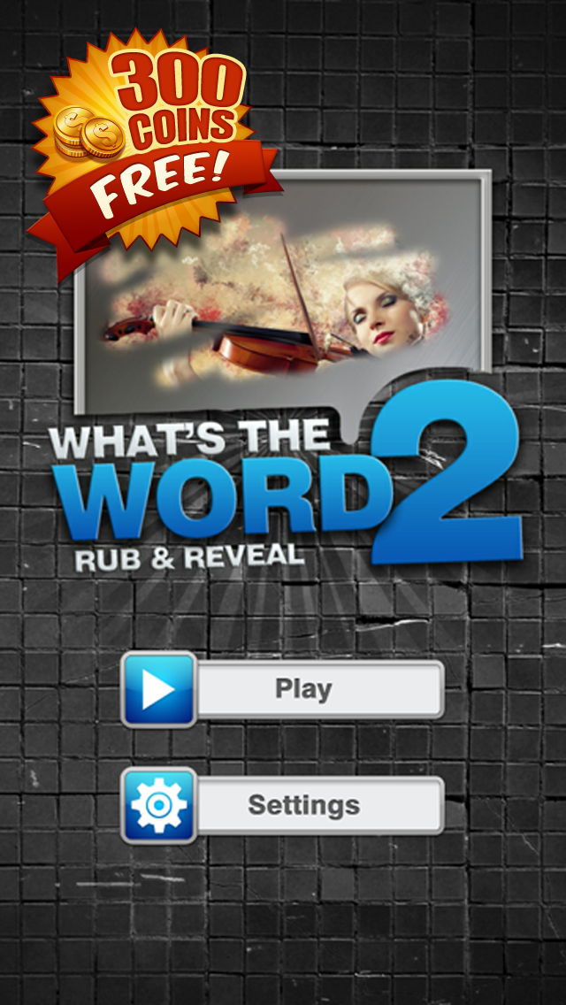 What's the word 2 - Rub and Reveal screenshot one