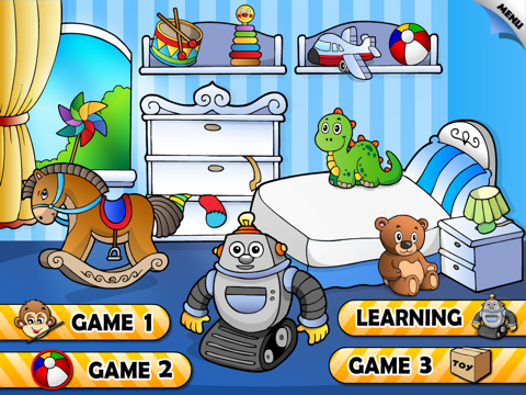 Abby - Toys - Games For Kids screenshot 4