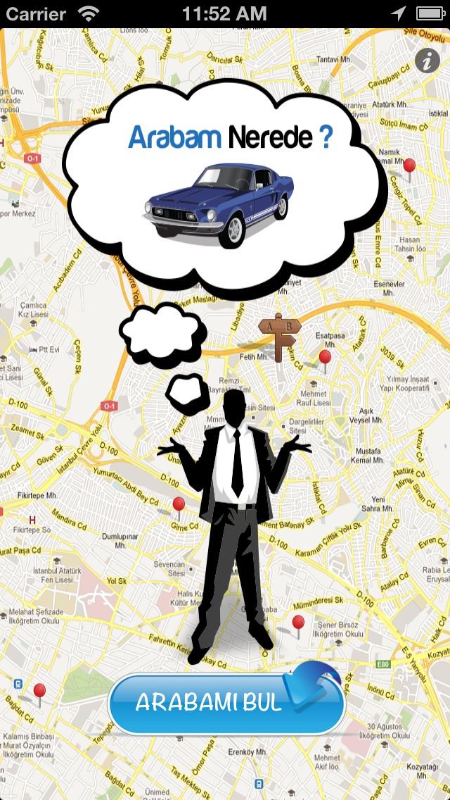 Arabam Nerede?