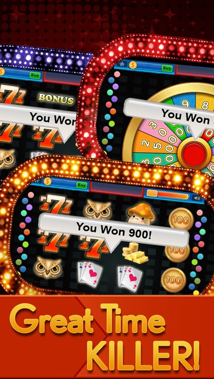 Real Casino Slots - Best High Fire Machines With 5 Ice In Las Vegas Strip screenshot-3