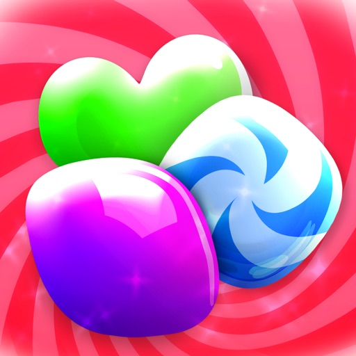 Candy-Maker Match-3 - Fun Candies And Bubbles Pop Puzzle Game HD FREE