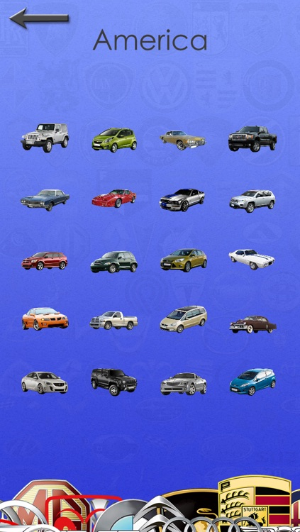 Car Logos Quiz screenshot-3