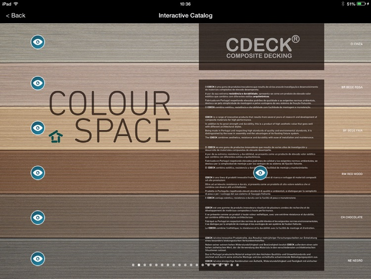 Cdeck by IHT screenshot-2