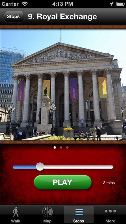 City of London WalkAppBout Guide