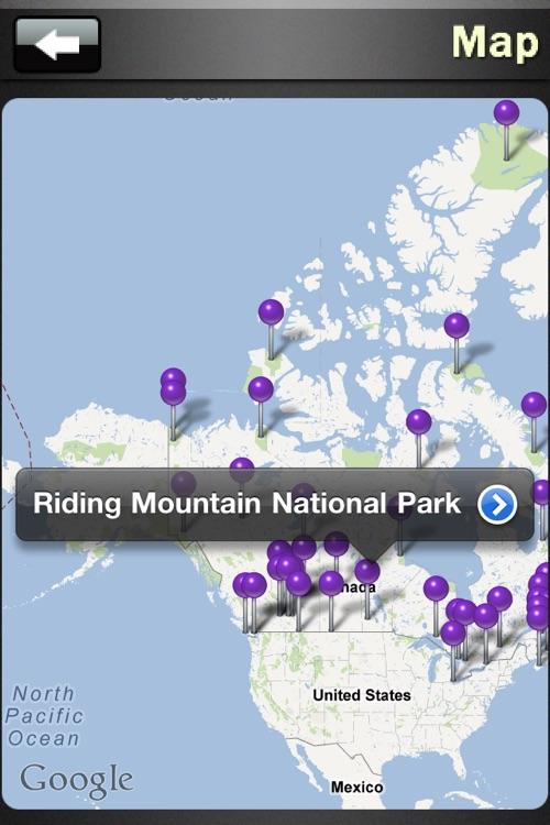 Canada Parks screenshot-3