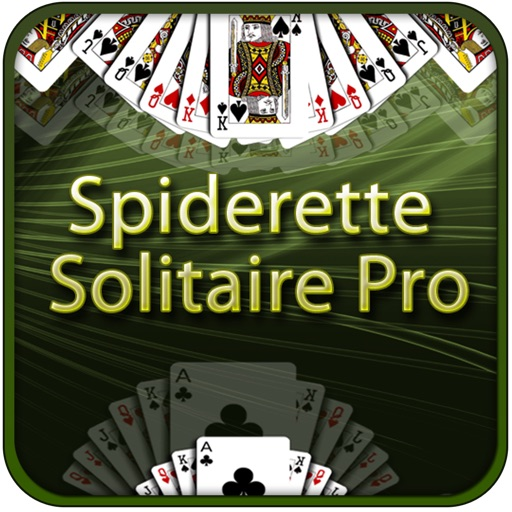 Spiderette Solitaire Pro for iPad