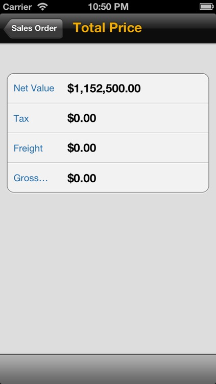 SAP CRM Sales V2.1 screenshot-4