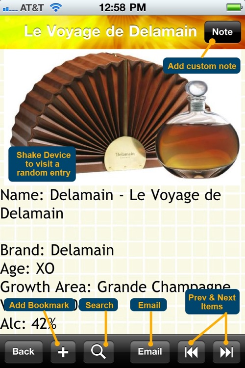 Cognac and Brandy Encyclopedia screenshot-4