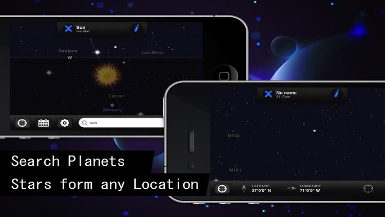 Star Finder: View Star Tracker