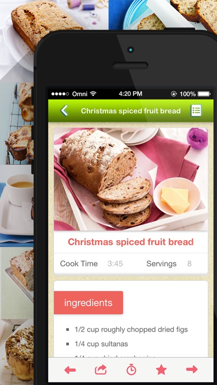 Bread Recipes Free screenshot-3