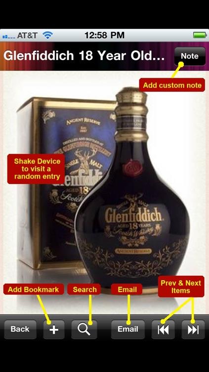 The Scotch Whisky Encyclopedia screenshot-4