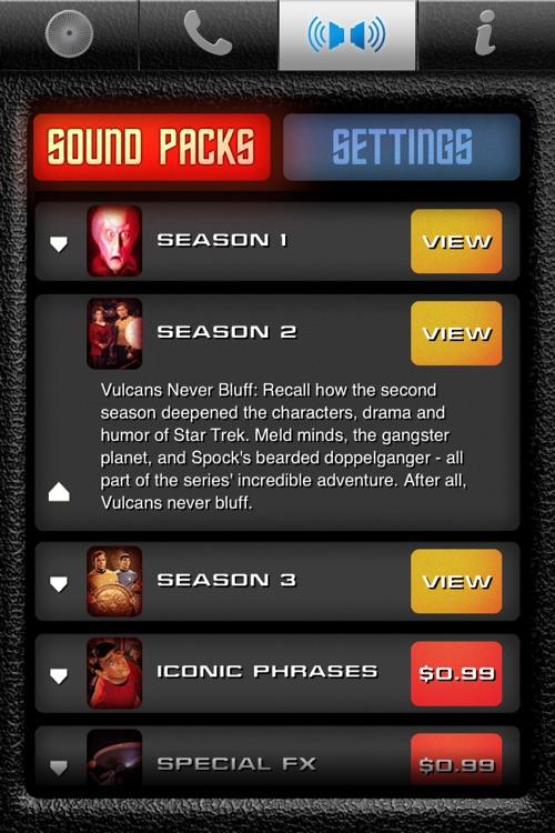 Star Trek™ Communicator screenshot-3
