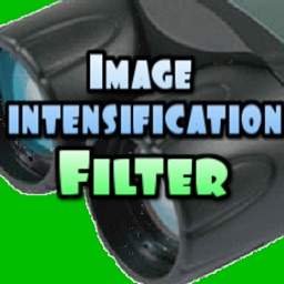 Image Intensification Filter