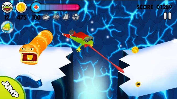 Frog on Ice screenshot-3