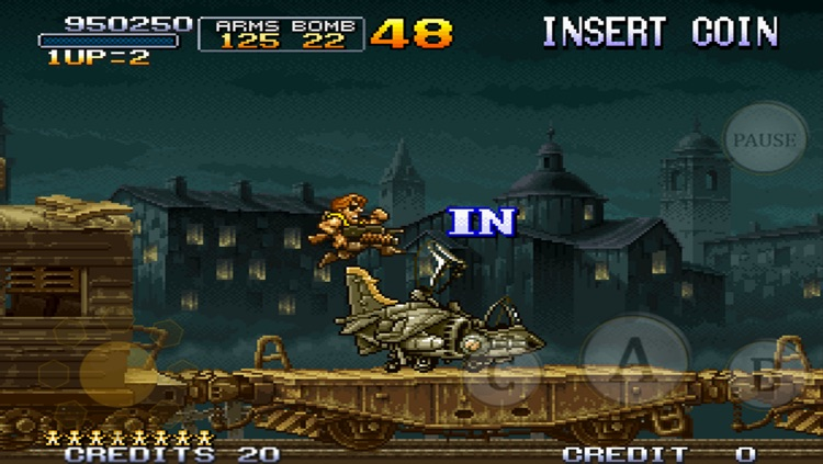 METAL SLUG 2 screenshot-2