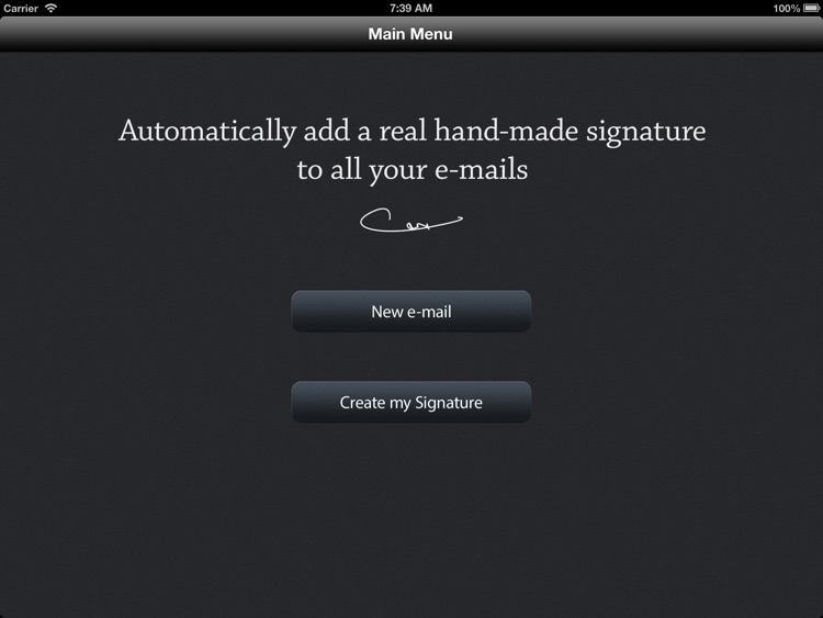 Sign my emails screenshot-3