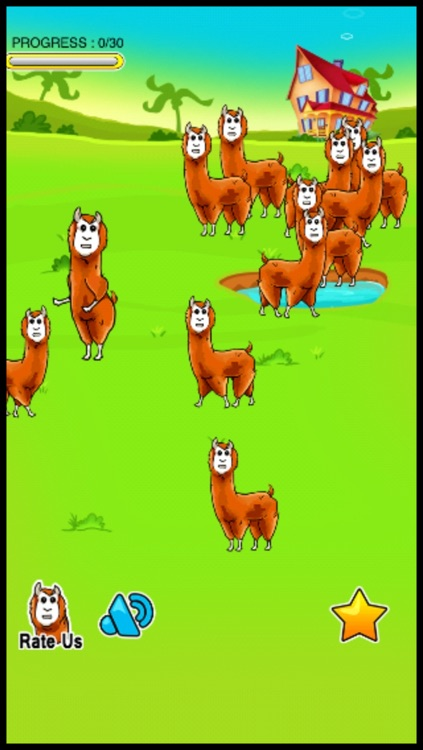 Alpaca Dash - an the branch jump evolution begins
