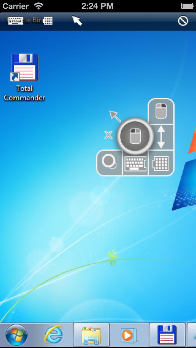 messages.download RDP Remote Desktop iFreeRDP software