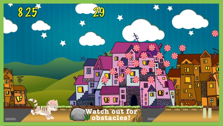 Cool Cat Adventure Race A Cute Kitty Jump Racing Game