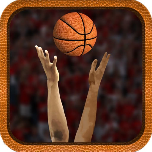 3D Basket-Ball Juggle Hoop Showdown Game