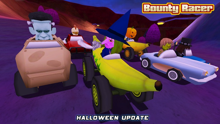 Bounty Racer screenshot-0