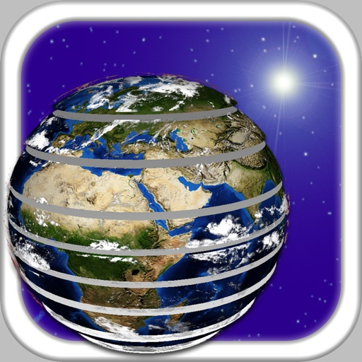 Earth Puzzle - a spherical puzzle game in 3D icon