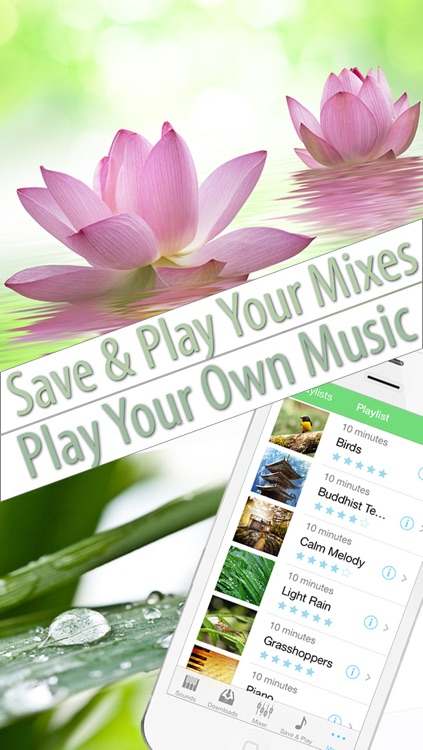 Nature Music (helps to relax, meditate, sleep, yoga and SPA) screenshot-3
