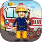 Fireman Photo Puzzle - Amazing Fire and Rescue Tile Slider Game icon