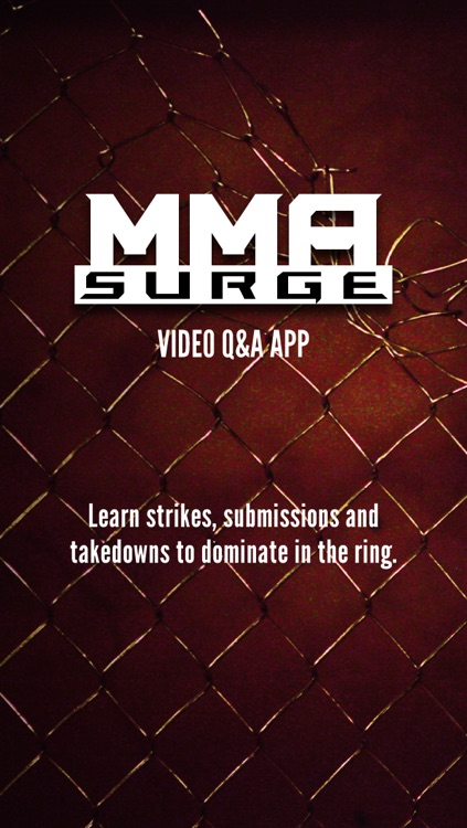 MMA Surge 2.0