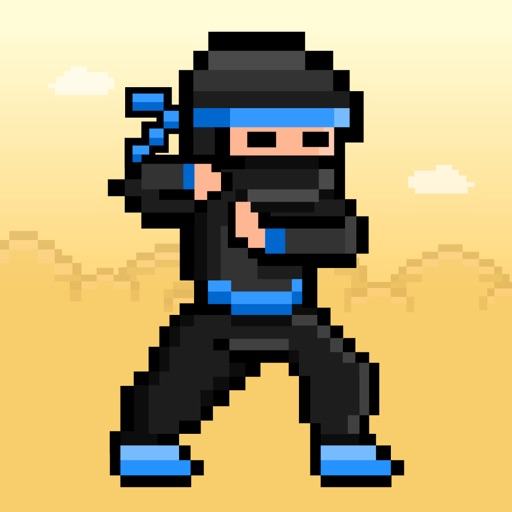 Tiny Ninja Fighter - Play 8-bit Pixel Retro Fighting Games for Free