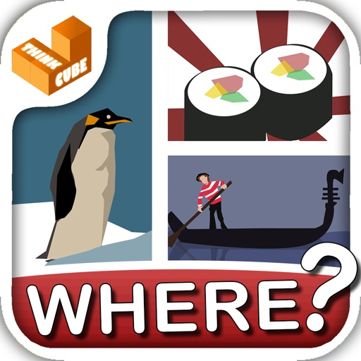Around the world - Guess the Place icon