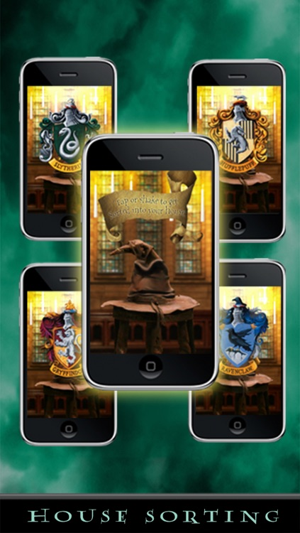 Harry Potter: Spells - Free screenshot-3