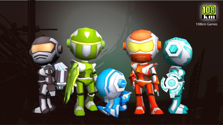 Robot Bros screenshot-4