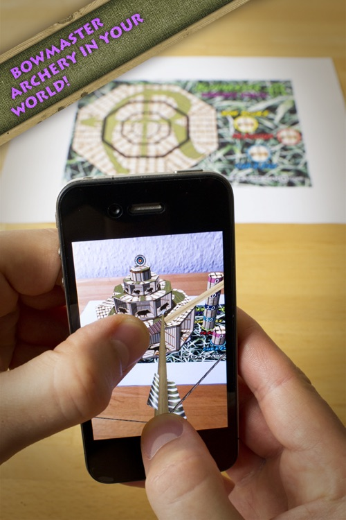 Bowmaster Augmented Reality