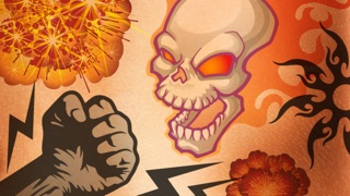 Tattoo Design Battle: Tatoos Tribal War Games - FREE