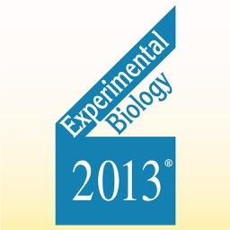 Experimental Biology 2013