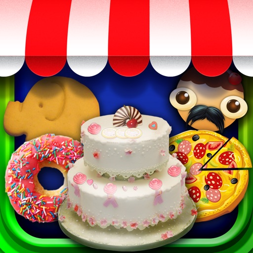 Make Cake-Cooking Games HD icon