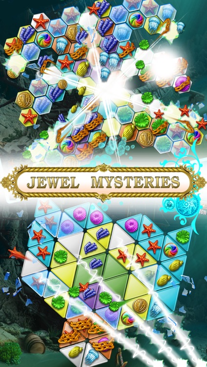 Jewel Mysteries: The Lost Treasures