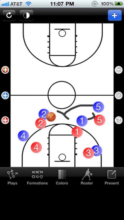 Basketball Coach Pro screenshot-1