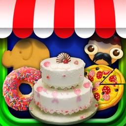 Make Cake-Cooking Games