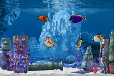 Colorful Aquarium screenshot-4