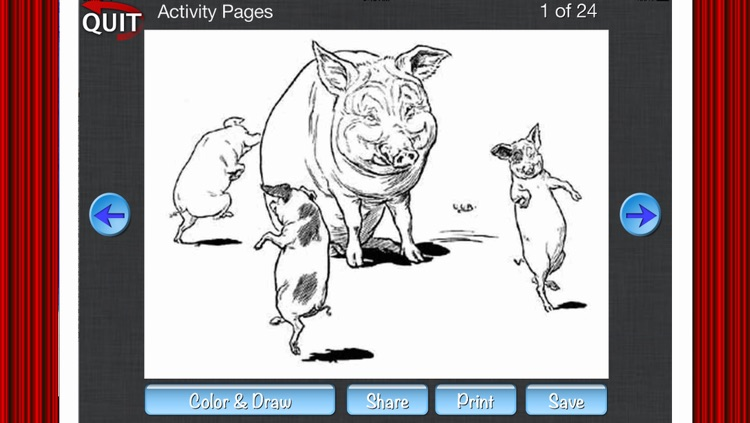 Three Little Pigs Free Version screenshot-3
