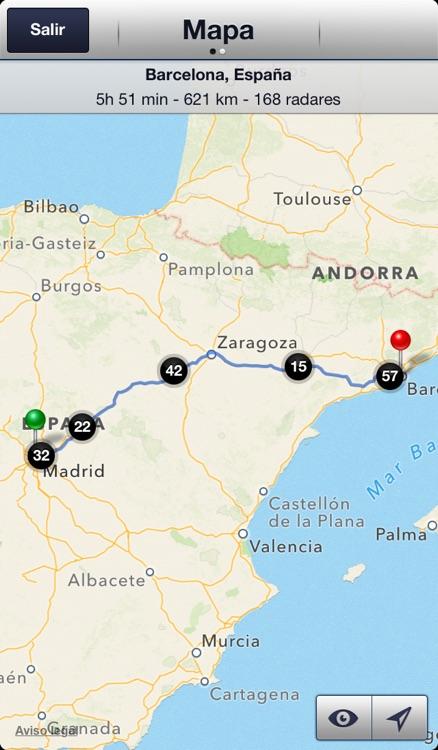 AvisaMe: Radares España screenshot-3