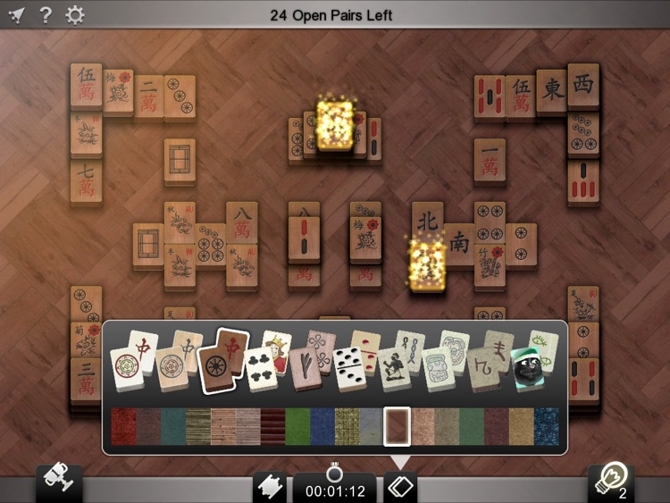 Mahjong Solitarus screenshot-1
