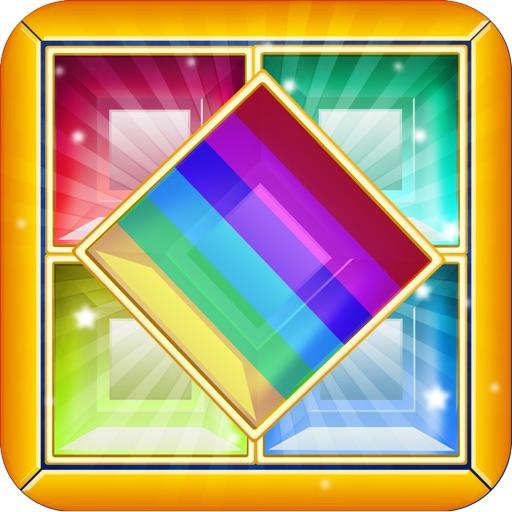 Jewel Match Puzzle Blitz - Top Matching Color Solver Hero Pro