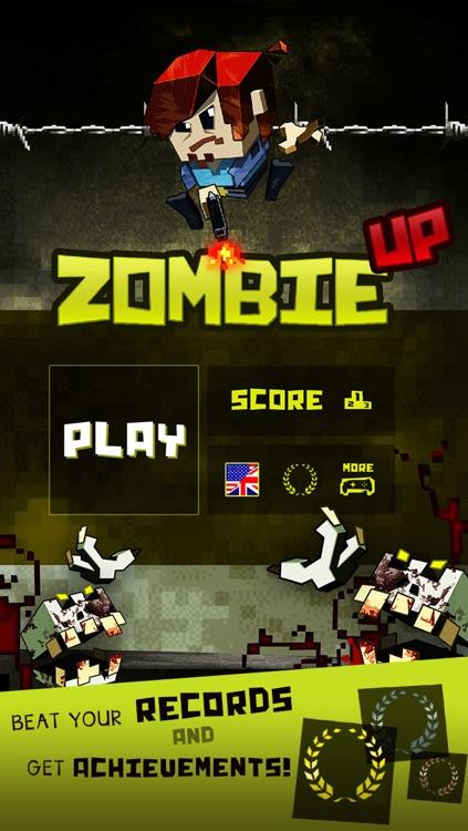 Zombie Up - Retro Shooter Combat
