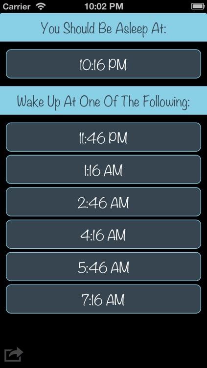 Sleep Time! Sleep Cycle Alarm