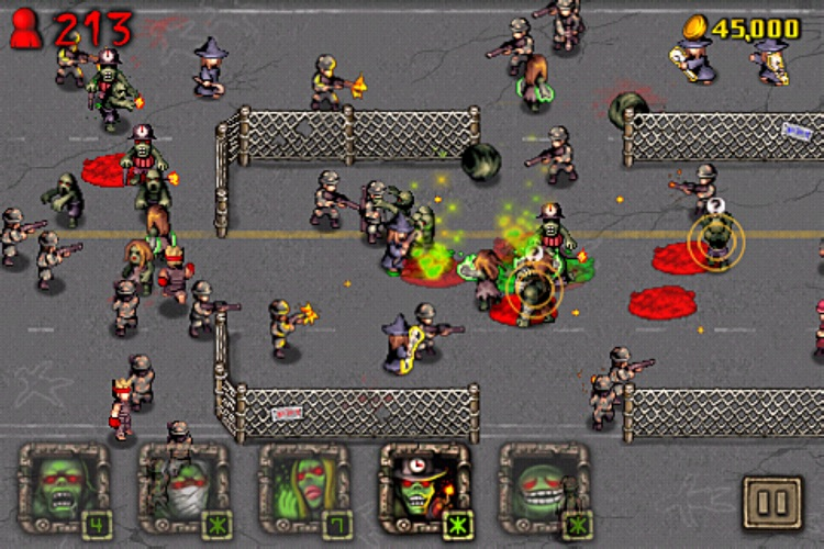 Angry Zombies !! screenshot-3