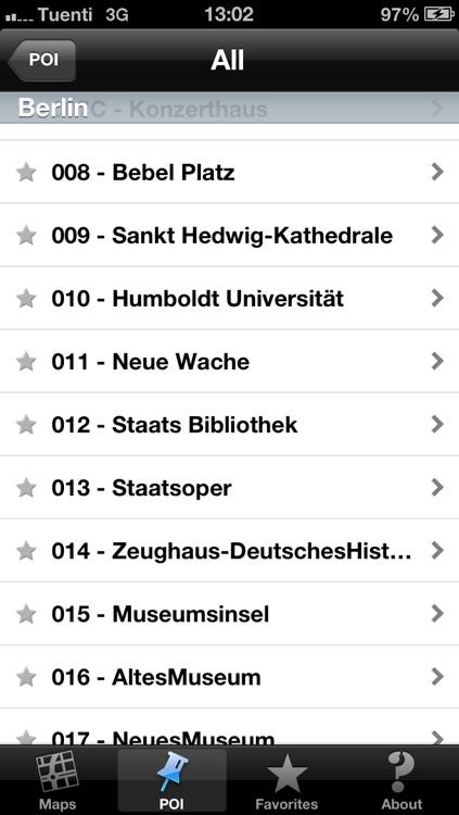 Berlin touristic audio guide (english audio) screenshot-4